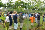 6月24日、25日に「ふるさと就農体験研修」を開催しました。