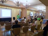 「鳥取来楽暮カフェ」が開催されました。