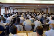 平成29年度市町村農業委員会事務局及び農地担当部会長会議を開催