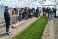 農業視察研修(西部地区)を開催しました。