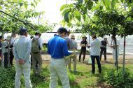 6月23日、24日に「鳥取県ふるさと就農体験研修」を開催しました。